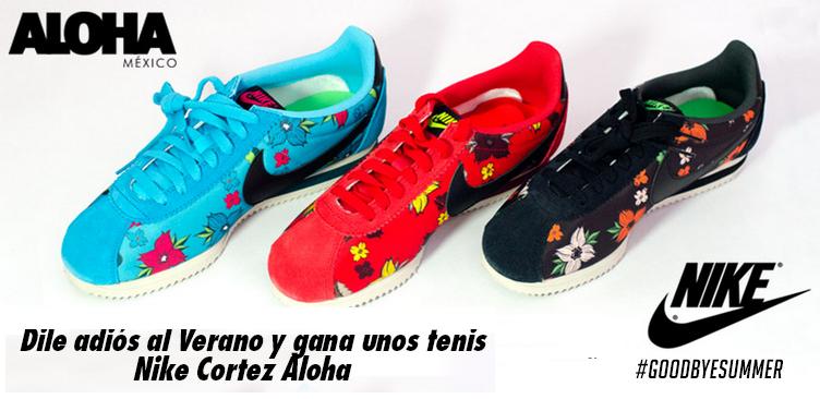 quality design 0f2b7 f2b30 ... Shoes sport Sale ALOHA MÉXICO TE REGALÁN UNOS TENIS NIKE CORTEZ EL DÍA  DE HOY.