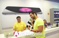 Presentación iPhone 6 Jalisco Plaza Andares Photo: Salvador Tabares